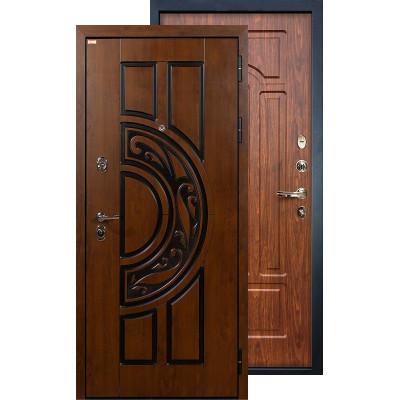 Входная дверь Лекс Спартак ФЛ-26 (Береза мореная)