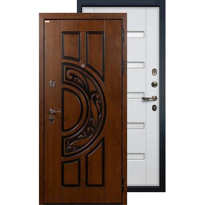 Входная дверь Лекс Спартак ФЛ-34 (Белый ясень)