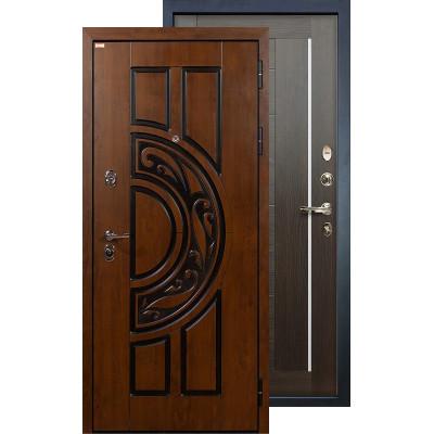 Входная дверь Лекс Спартак Верджиния (Венге)