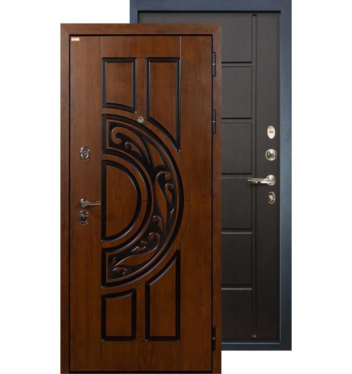 Входная дверь Лекс Спартак ФЛ-41 (Венге)