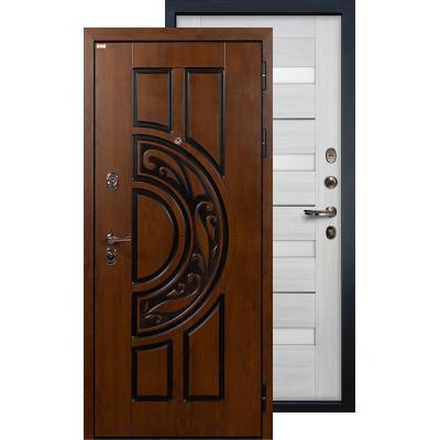 Входная дверь Лекс Спартак Сицилио (Беленый дуб)