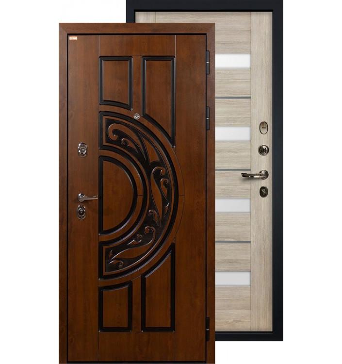 Входная дверь Лекс Спартак Сицилио (Кремовый ясень)