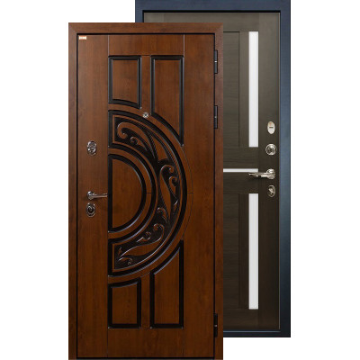 Входная дверь Лекс Спартак Баджио (Венге)