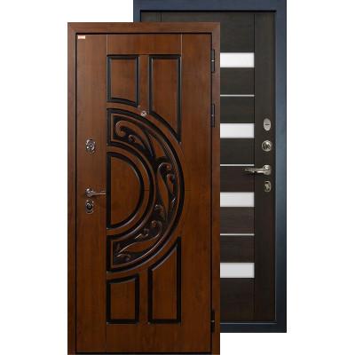 Входная дверь Лекс Спартак Сицилио (Венге)