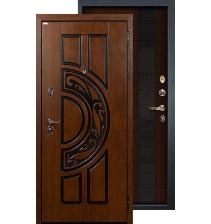 Входная дверь Лекс Спартак Новита (Венге)