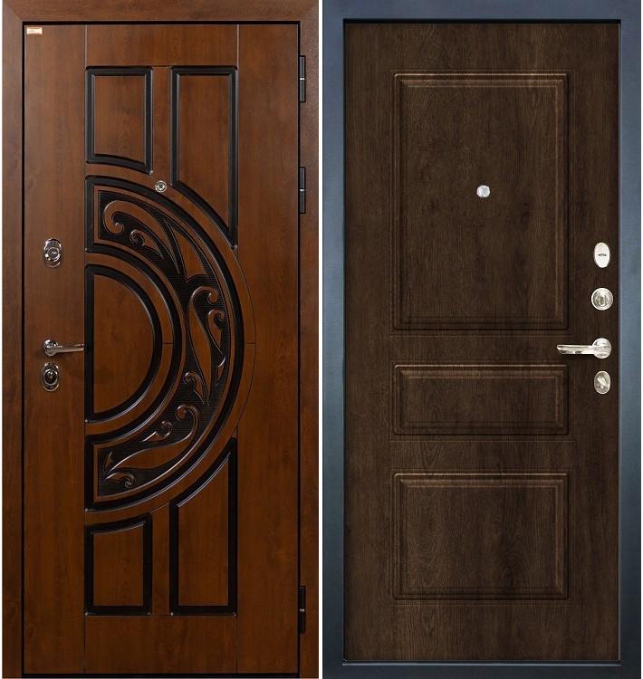 Входная дверь Спартак CISA / Алмон 28 (панель №60)