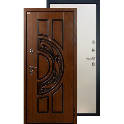 Входная дверь Лекс Спартак ФЛ-62 (Белый ясень)