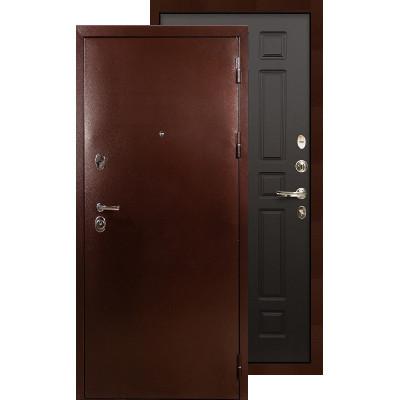 Входная дверь Лекс Титан медь ФЛ-29 (Венге)
