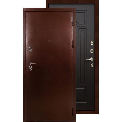 Входная дверь Лекс Титан медь ФЛ-32 (Венге)