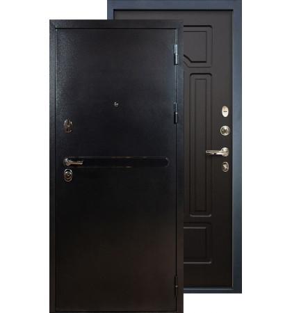 Входная дверь Лекс Титан серебро ФЛ-32 (Венге)