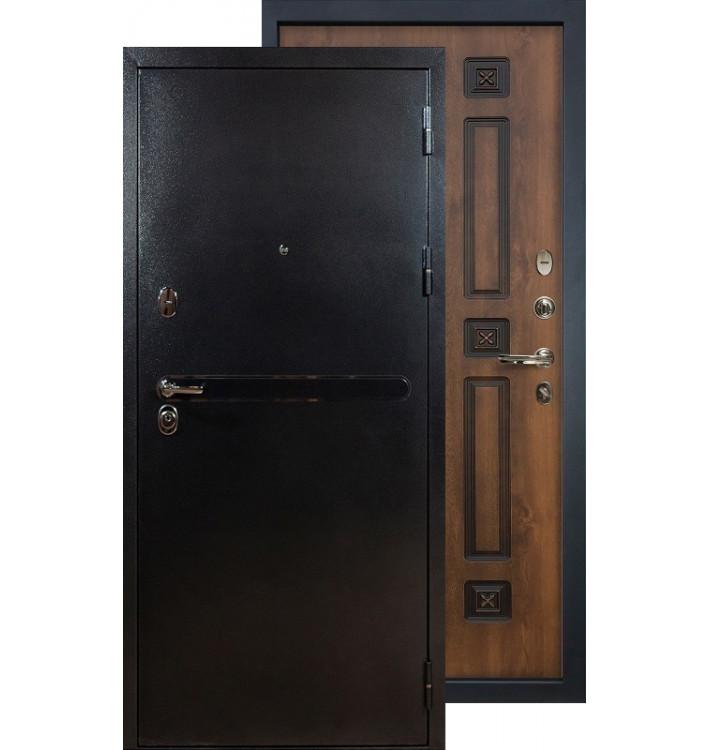 Входная дверь Лекс Титан серебро ФЛ-33 (Голден патина)