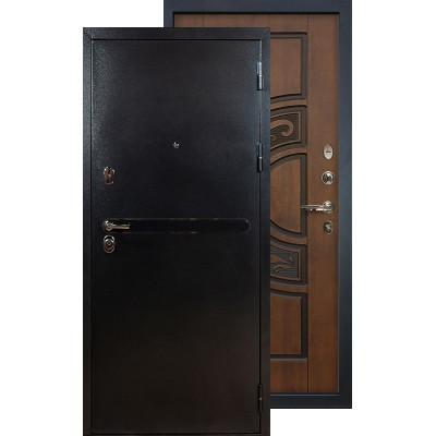 Входная дверь Лекс Титан серебро ФЛ-27 (Голден патина)