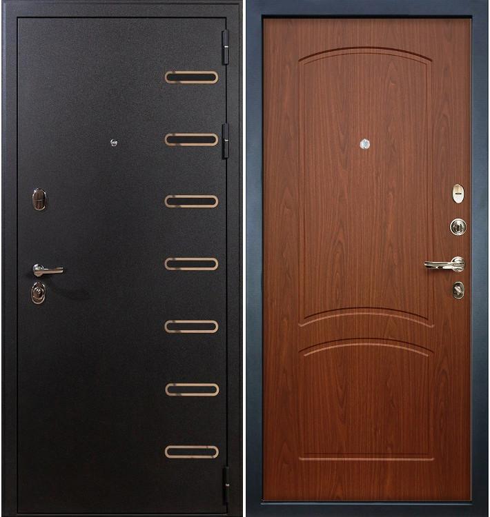 Входная дверь Витязь / Береза мореная (панель №11)