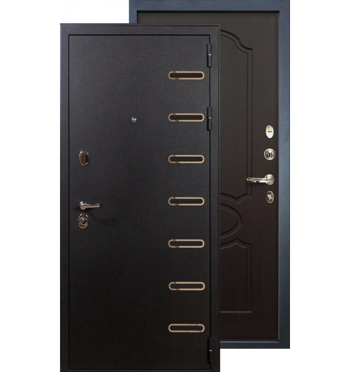 Входная дверь Лекс Витязь ФЛ-13 (Венге)