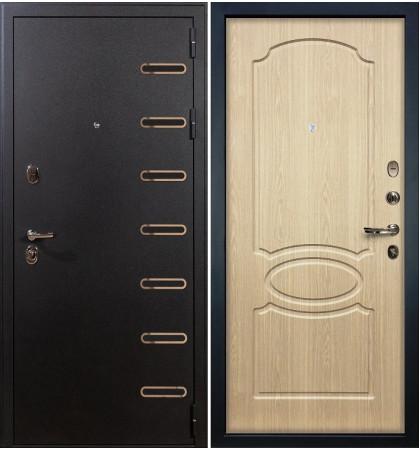 Входная дверь Витязь / Беленый дуб (панель №14)