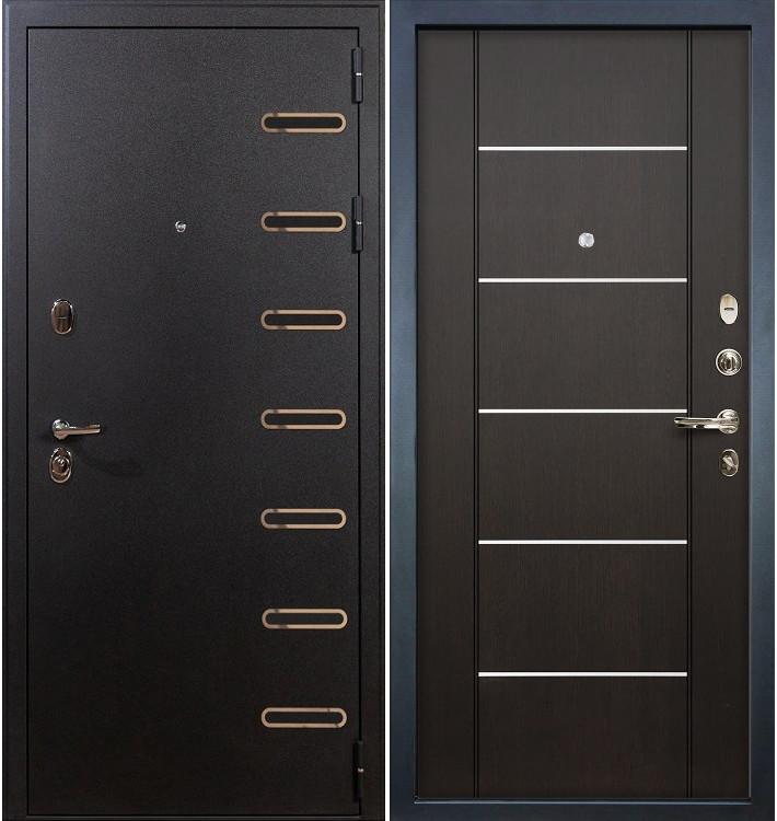 Входная дверь Витязь / Венге (панель №24)