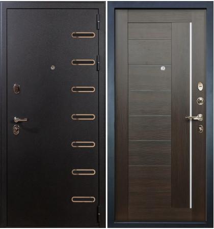 Входная дверь Витязь / Верджиния Венге (панель №39)