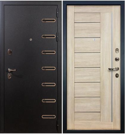 Входная дверь Витязь / Верджиния Кремовый ясень (панель №40)