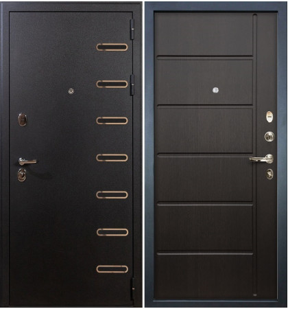 Входная дверь Витязь / Венге (панель №41)
