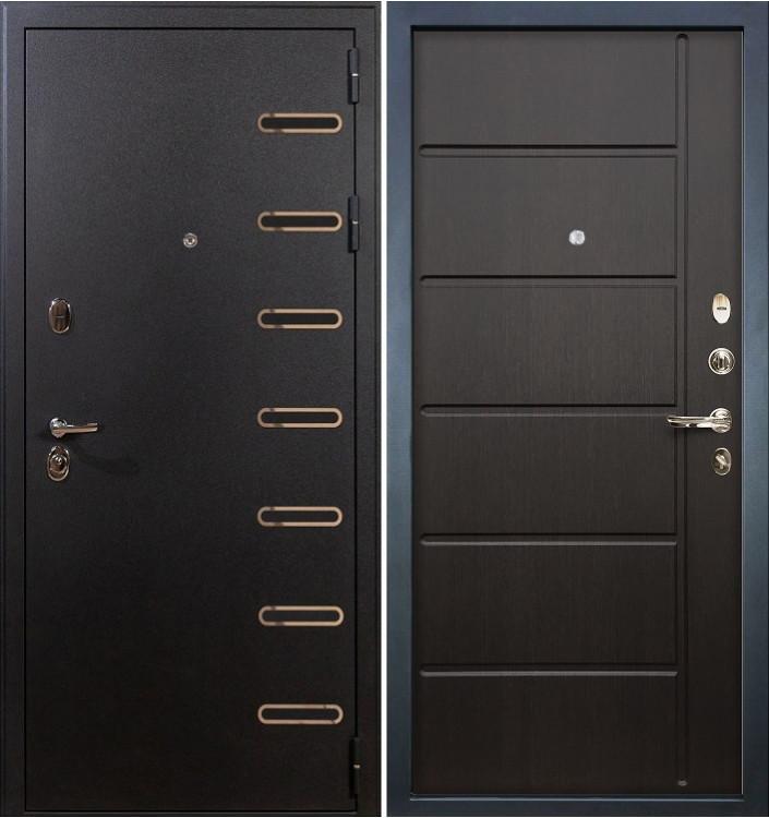 Входная дверь Лекс Витязь / Венге (панель №41)