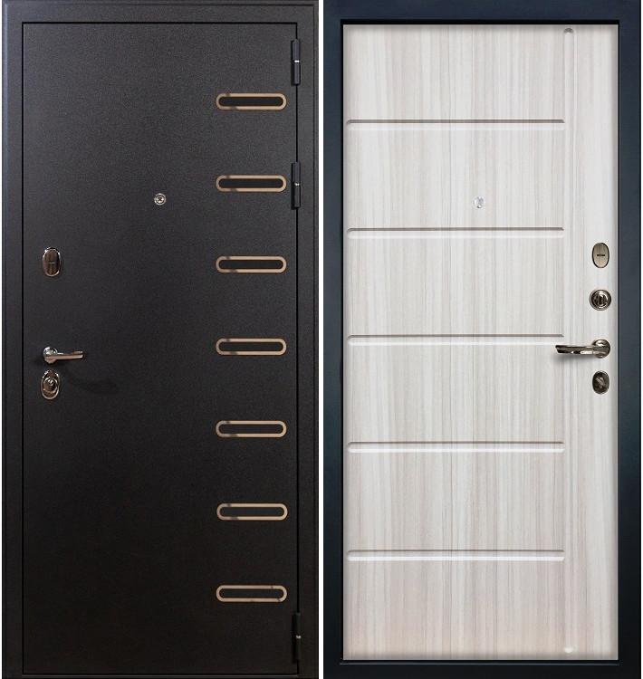 Входная дверь Витязь / Сандал белый (панель №42)