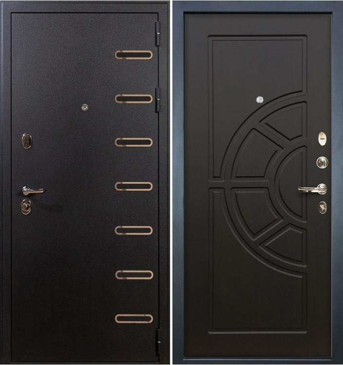 Входная дверь Лекс Витязь / Венге (панель №43)