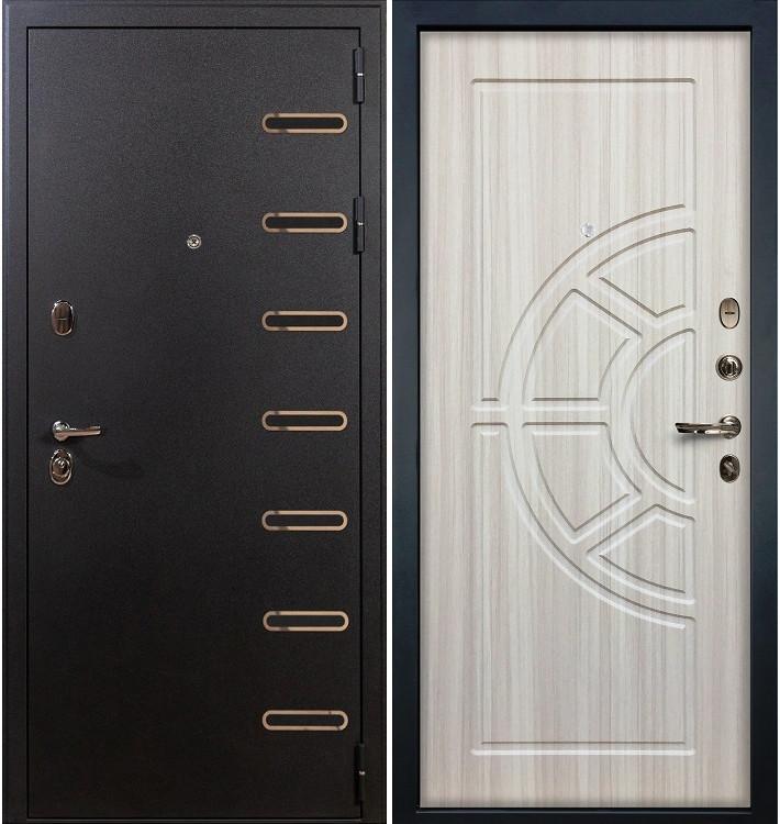 Входная дверь Витязь / Сандал белый (панель №44)