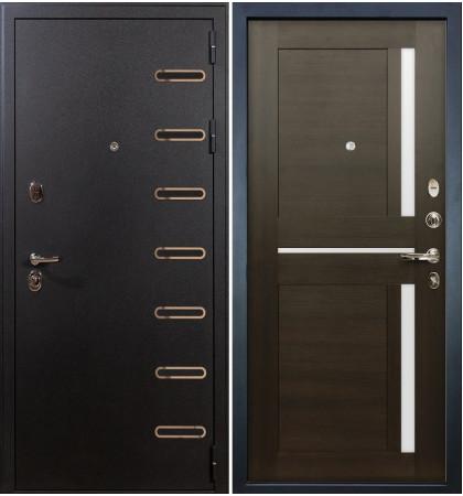 Входная дверь Витязь / Баджио Венге (панель №50)