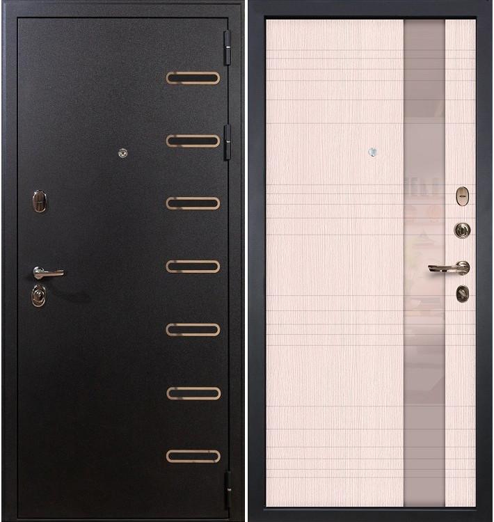 Входная дверь Витязь / Новита Беленый дуб (панель №52)