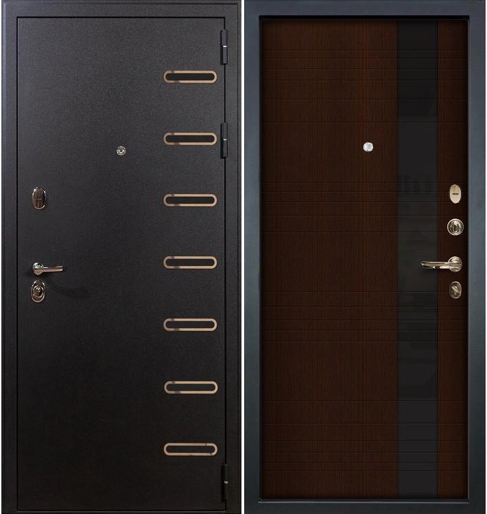 Входная дверь Витязь / Новита Венге (панель №53)