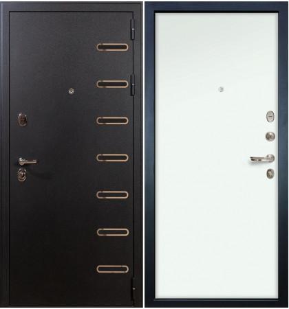 Входная дверь Витязь / Белый винорит (панель №59)