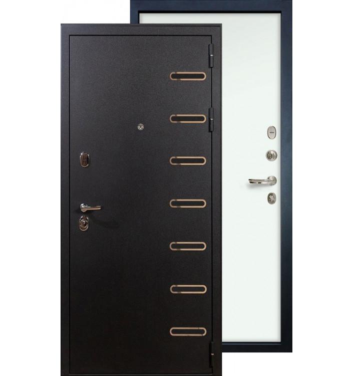 Входная дверь Лекс Витязь ФЛ-59 (Белый ясень)