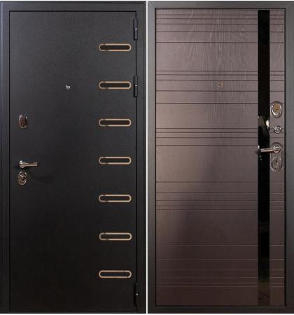 Входная дверь Витязь / Ясень шоколадный (панель №31)