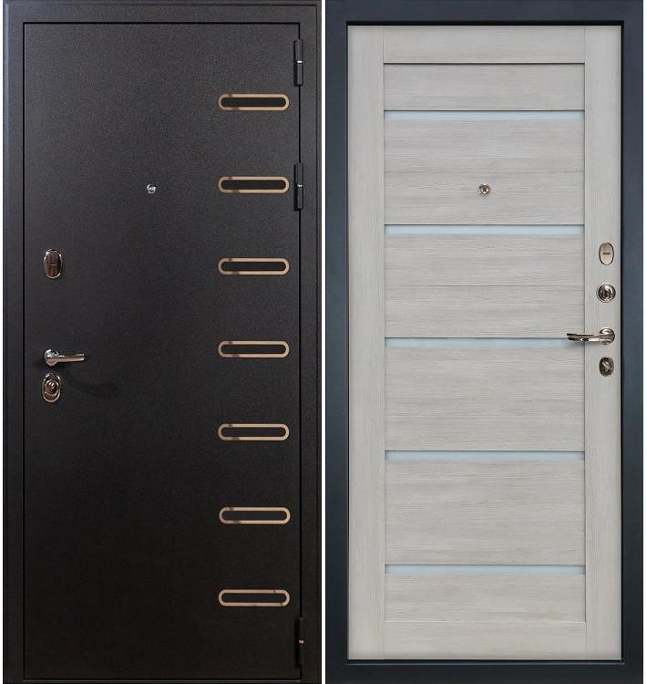 Входная дверь Витязь / Клеопатра Ясень кремовый (панель №66)
