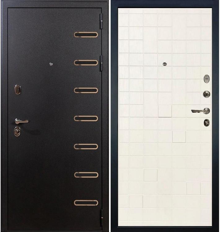 Входная дверь Витязь / Белый ясень (панель №56)