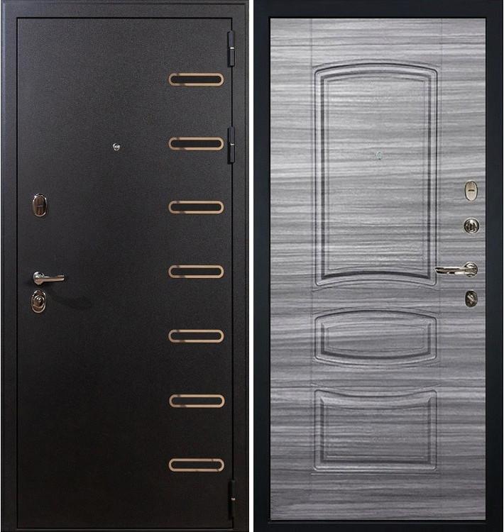 Входная дверь Витязь / Сандал серый (панель №69)