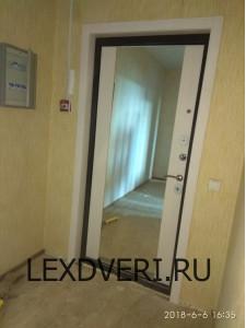 Входная дверь Лекс Сенатор панель №45 (Химки)