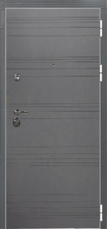 Дверь Лекс Император 3К Софт графит