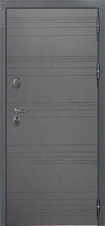 Дверь Лекс Легион 3 Графит софт