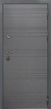 Дверь Лекс Сенатор 3К Софт графит