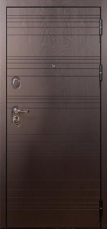 Дверь Легион Ясень шоколадный