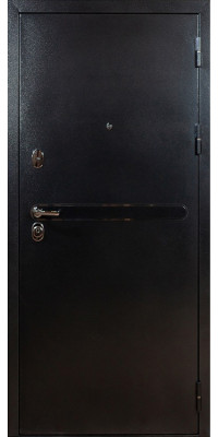 Дверь Лекс Титан Серебро